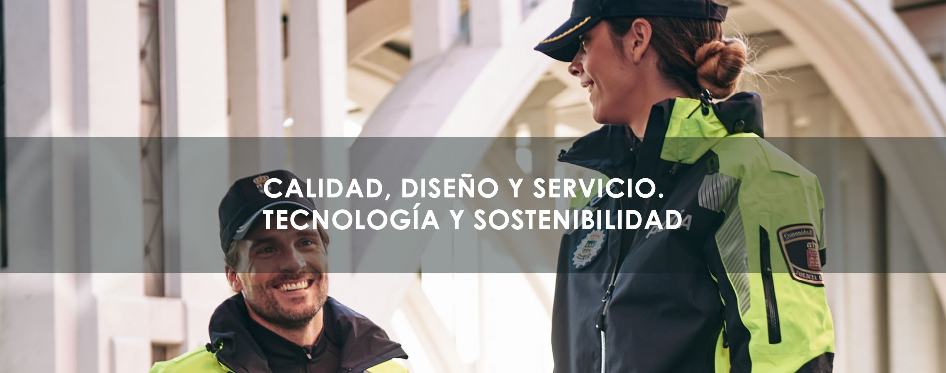 CALIDAD, DISEÑO Y SERVICIO. TECNOLOGIA Y SOSTENIBILIDAD.